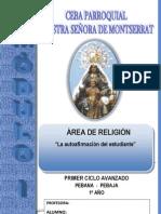 Modulo 1 Religion