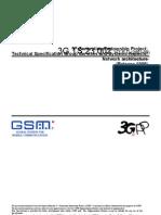 3G Network Architecture
