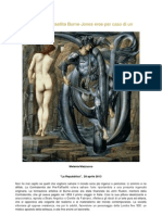 IL MUSEO DEL MONDO 18 - Il Perseo Di Burne-Jones (1875) - La Repubblica 28.04.2013