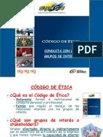 Diapositivas Codigo de Etica Final