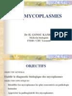Mycoplasmes Dr Gonsu