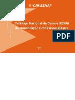 Cursos qualificação básica profissional SENAI