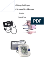 Blood Pressure Lab
