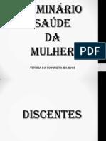 SEMINÁRIO SAÚDE DA MULHER 2