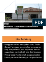 Program Terapi Rumatan Metadon