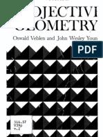 Veblen, Youn - Projective Geometry
