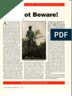 Patriot Beware