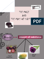 Molar Mass for chemistry ppt