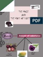 Molar Mass for chemistry ppt