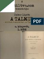 Huber a Talmud1