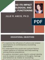 Culture & Psychological Functioning-Dr.-julie-Ancis