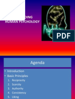Understanding Human Psychology - Marketing Research