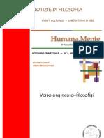 Humana_Mente 05 Verso Una Neurofilosofia