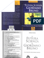 Giuliana Conforto - La Futura Scienza Di Giordano Bruno