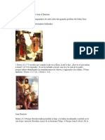 Similitudes Entre Elías y Juan el Bautista