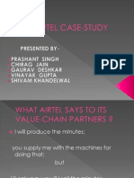 Airtel leadership