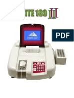Spanish Stat Fax 3300 Pointe 180 II Owners Manual