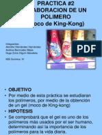PRACTICA 2 Polimeros