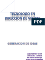 Generacion de Ideas