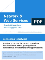 Network and Web service