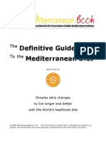 The Definitive Guide to the Mediterranean Diet