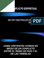 CONFLICTO ESPIRITUAL 2012B
