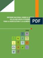 Informe Nacional Sobre El Estado Recursos Fitogenetico Chile