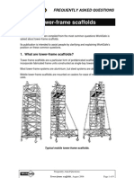 Tower Scaffolds