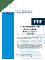 Centroamerica y Sus Democracias1995-2010