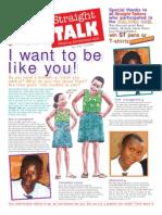 Straight Talk, July 2006