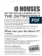 SWAG - Protest Leaflet