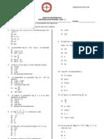 Guia Prep. Prueba Logaritmo C-2 Alternativa
