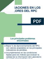 Alteraciones Valores RPC-5