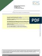 Scheffer Et Al 2012 Science Anticipating Critical Transitions