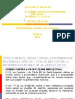 Art 184-196-Contra a Propriedade Intelectual