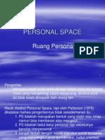 Bahasan 5 (Personal Space)