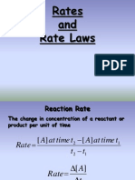 Rate Laws ppt