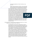 Annotated Bib Draft #1