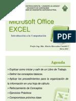 1era Clase Excel