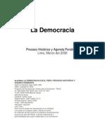 Democracia en El Peru Penud