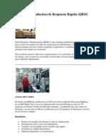 Centro de Manufactura de Respuesta Rápida