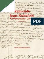 2013 TESTA Raimondo Legge Raimondo. Il Montecuccoli di Luraghi