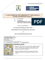 1304-TT-Seminar-Registration and Announcement Flyer for Myanmar-(English Version)2 ½ DAYS SEMINAR AND WORKSHOP ON 'TRENCHLESS & 