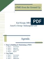 pmo presentation