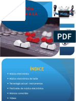 Tecnologia aplicada a la música