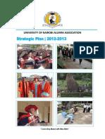 Strategic Plan 2012-2013