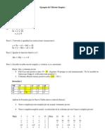 Metodo Simplex (Ejemplo 1)
