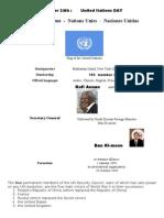 UN Day Mbureaud