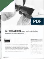 Hilbrecht Heinz - Meditation Wirkt Bis in Die Zellen