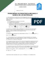 Problemario de Resistencia Mecanica y Quimica de Los Materiales (1)